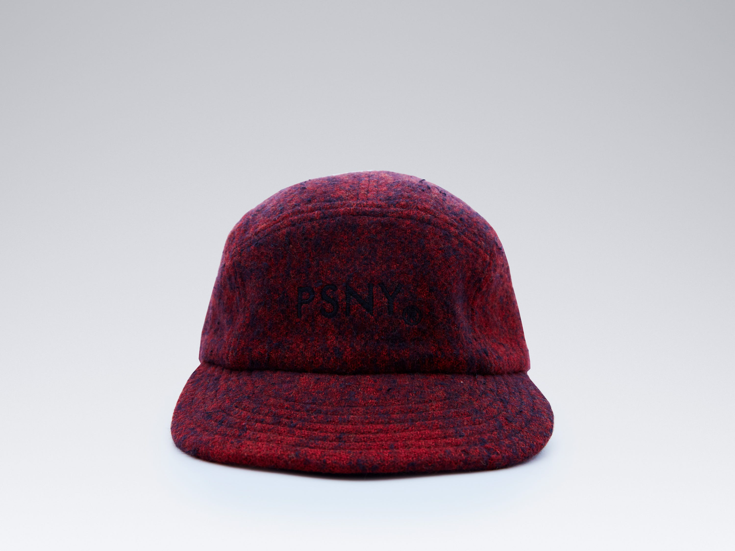 The limited-edition Public School x Eileen Fisher collection made from recycled garments includes a felted logo hat for $125. The collection is part of Eileen Fisher's Renew program, which has taken back over 1 million garments from customers and used material from them to create new designs.