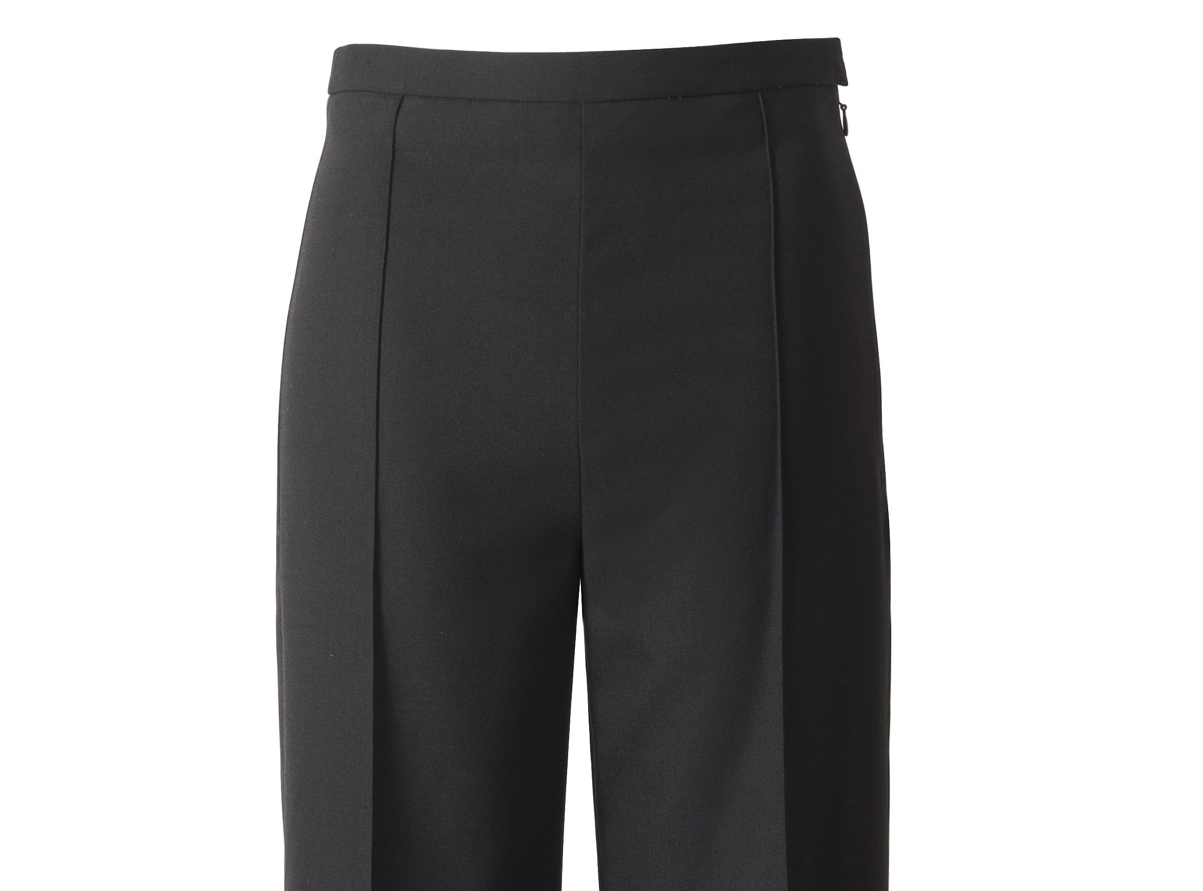 These trousers from H&M's Conscious Exclusive collection for autumn and winter are made from a recycled polyester blend. Price: $119.