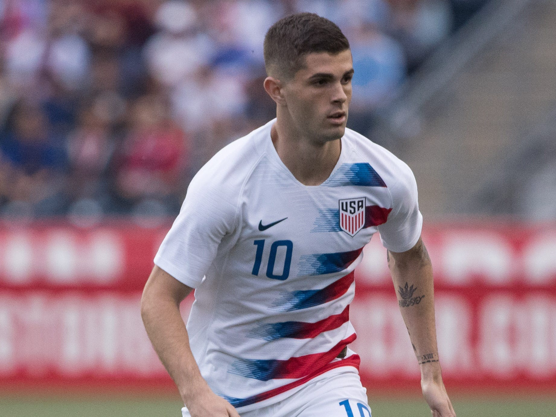 Christian Pulisic scheduled for U.S. soccer team return; Michael Bradley dropped