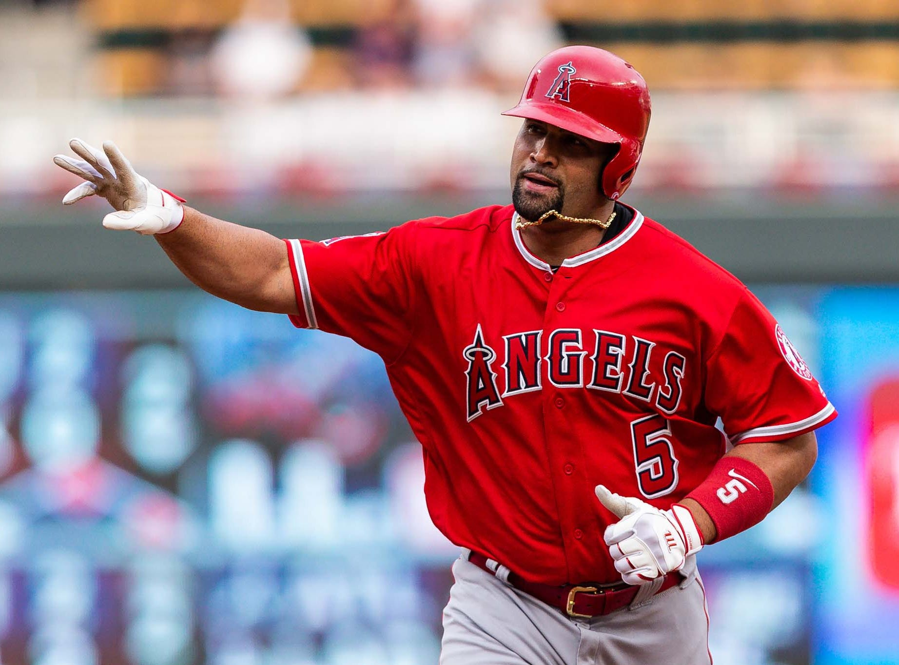 $240 million: Albert Pujols, Angels (2012-2021)