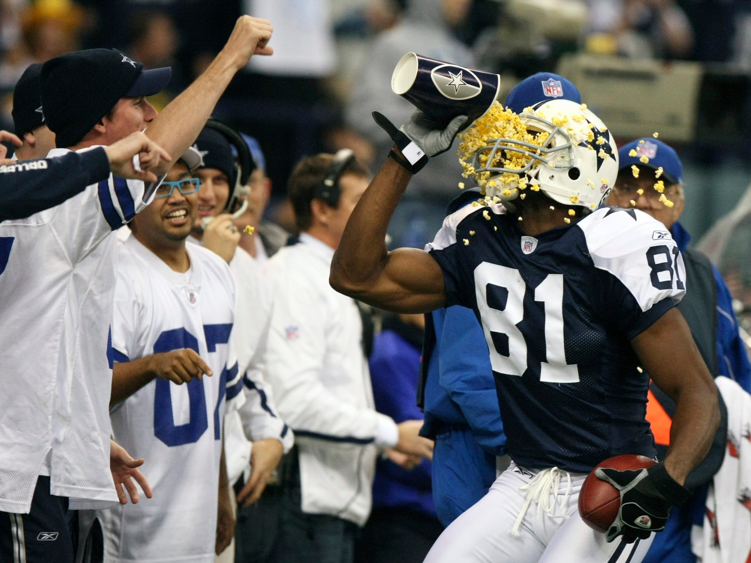 Get your popcorn ready: Classic NFL celebrations we most want to see repeated next