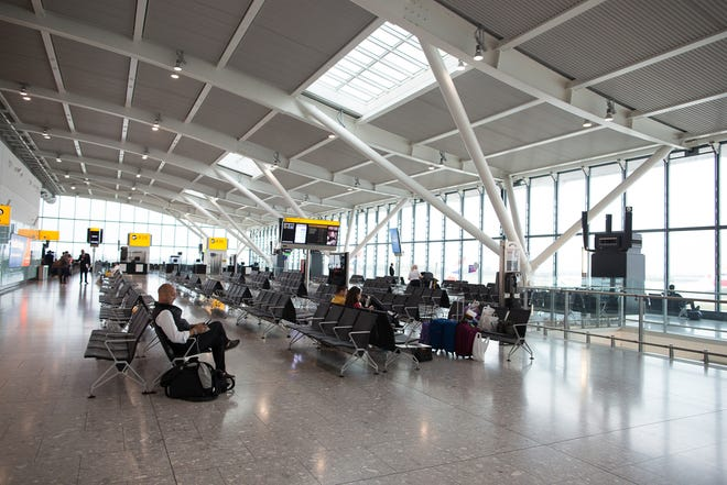 With the United Kingdom exempted from the Trump administrations ban on flights from Europe, many travelers may opt to fly through London's Heathrow International Airport.