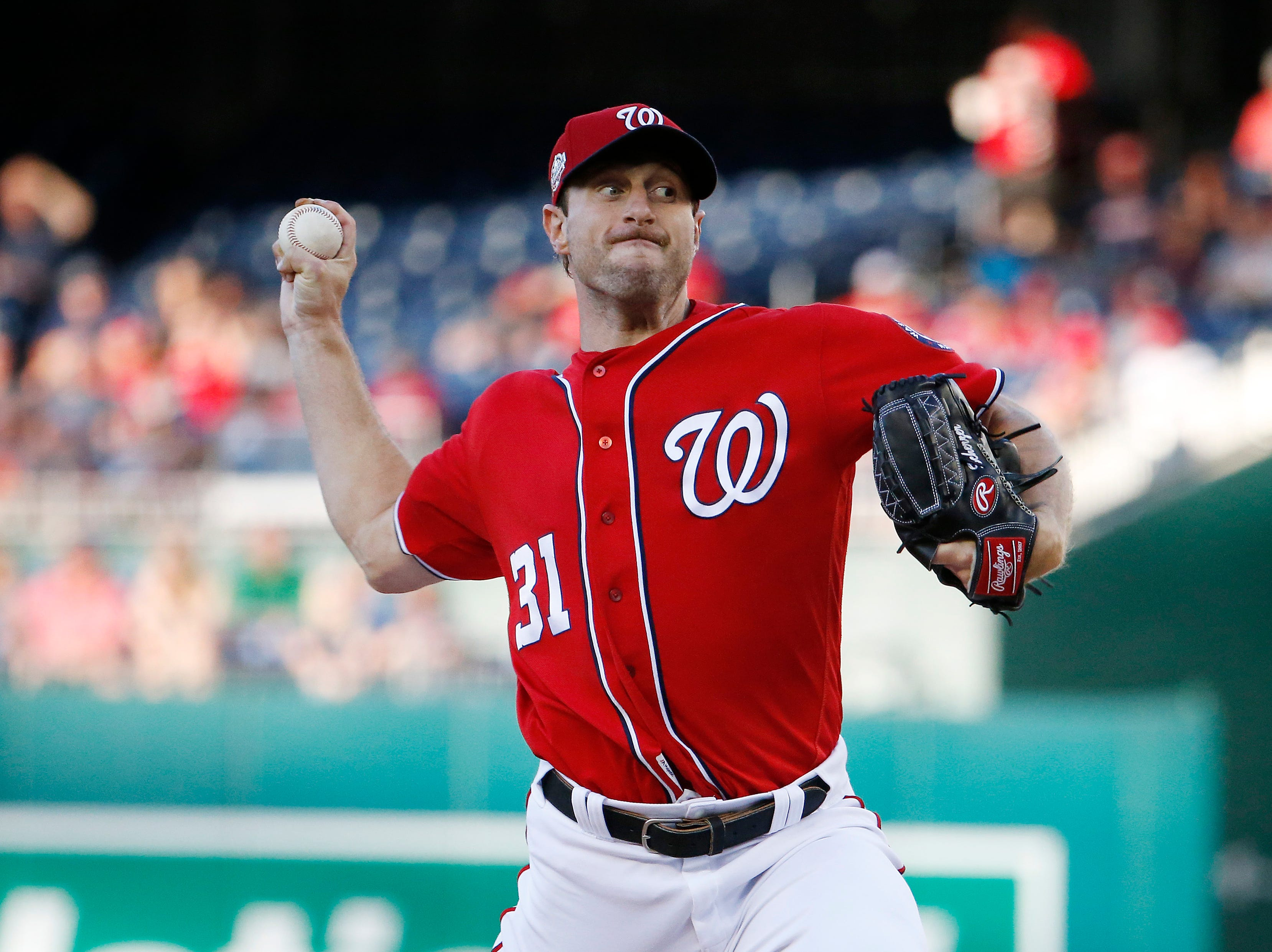 $210 million: Max Scherzer, Nationals (2015-2021)