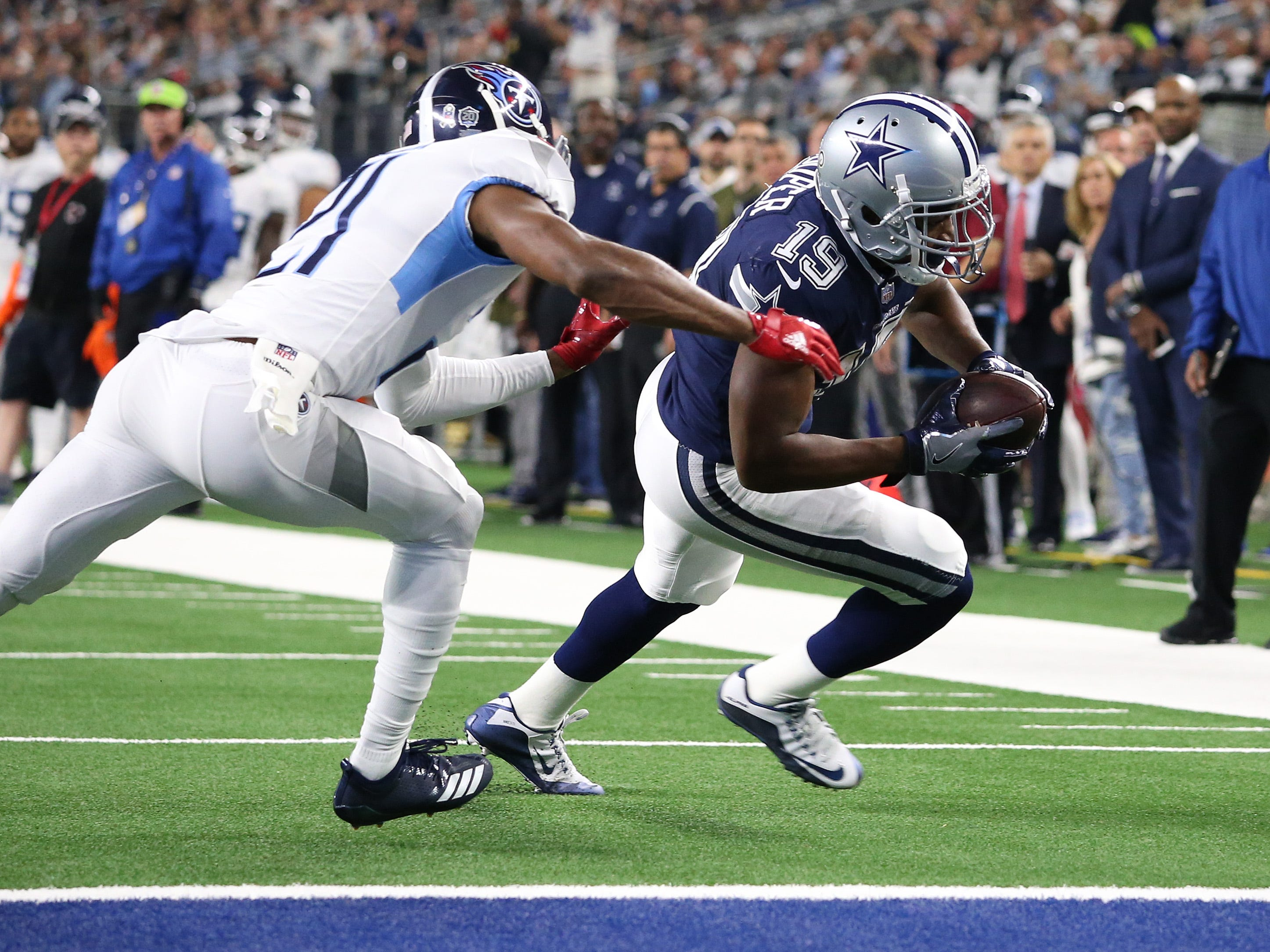 21. Cowboys (18): Just one game, but addition of WR Amari Cooper did little to mask this offense's bigger issues — Dak's limitations and line's struggles.