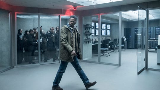 "Ed Needham (Lakeith Stanfield) is an NSA operative who travels to Sweden to track down stolen software in ""The Girl in the Spider's Web."""