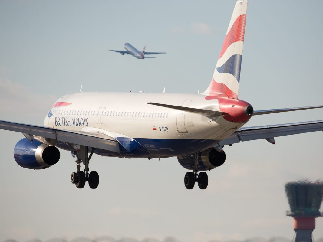 Man sues British Airways for being seated next to obese passenger, claims he was injured