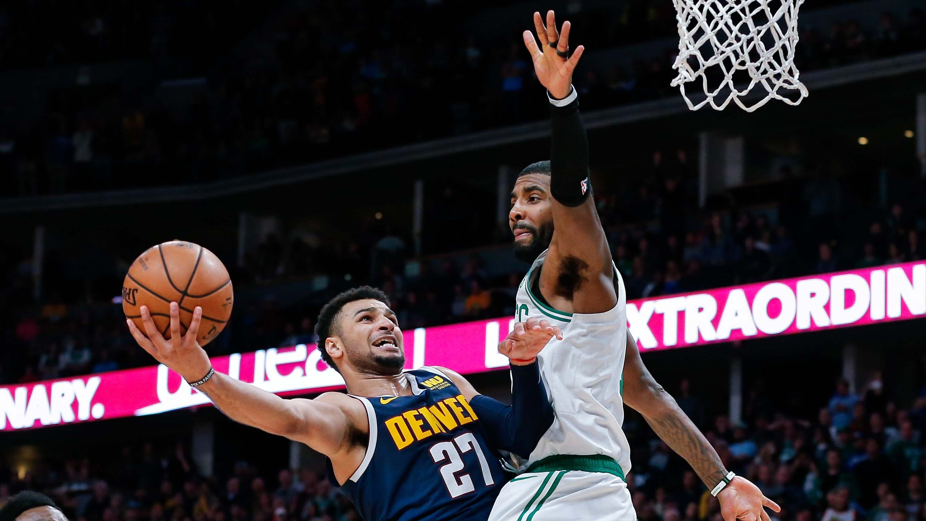 ad2016b2507 Kyrie Irving sounds off on Jamal Murray s questionable final shot