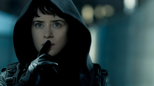 """Claire Foy takes on the role of literary antiheroine Lisbeth Salander in """"The Girl in the Spider's Web."""""""