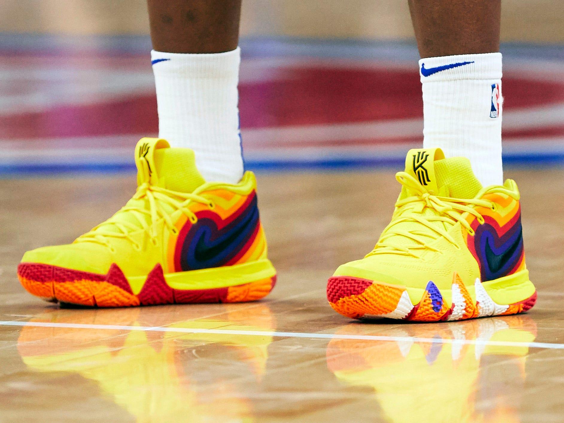 Nov. 5: Reggie Jackson, Pistons