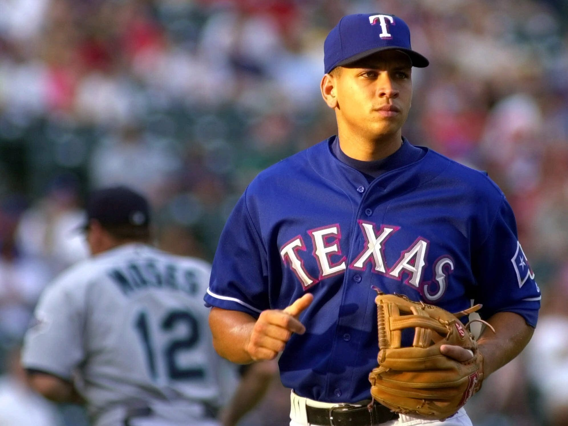 $252 million: Alex Rodriguez, Rangers (2001-2010) – traded to Yankees in 2004, opted out in 2007
