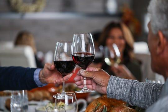 Thanksgiving celebration.