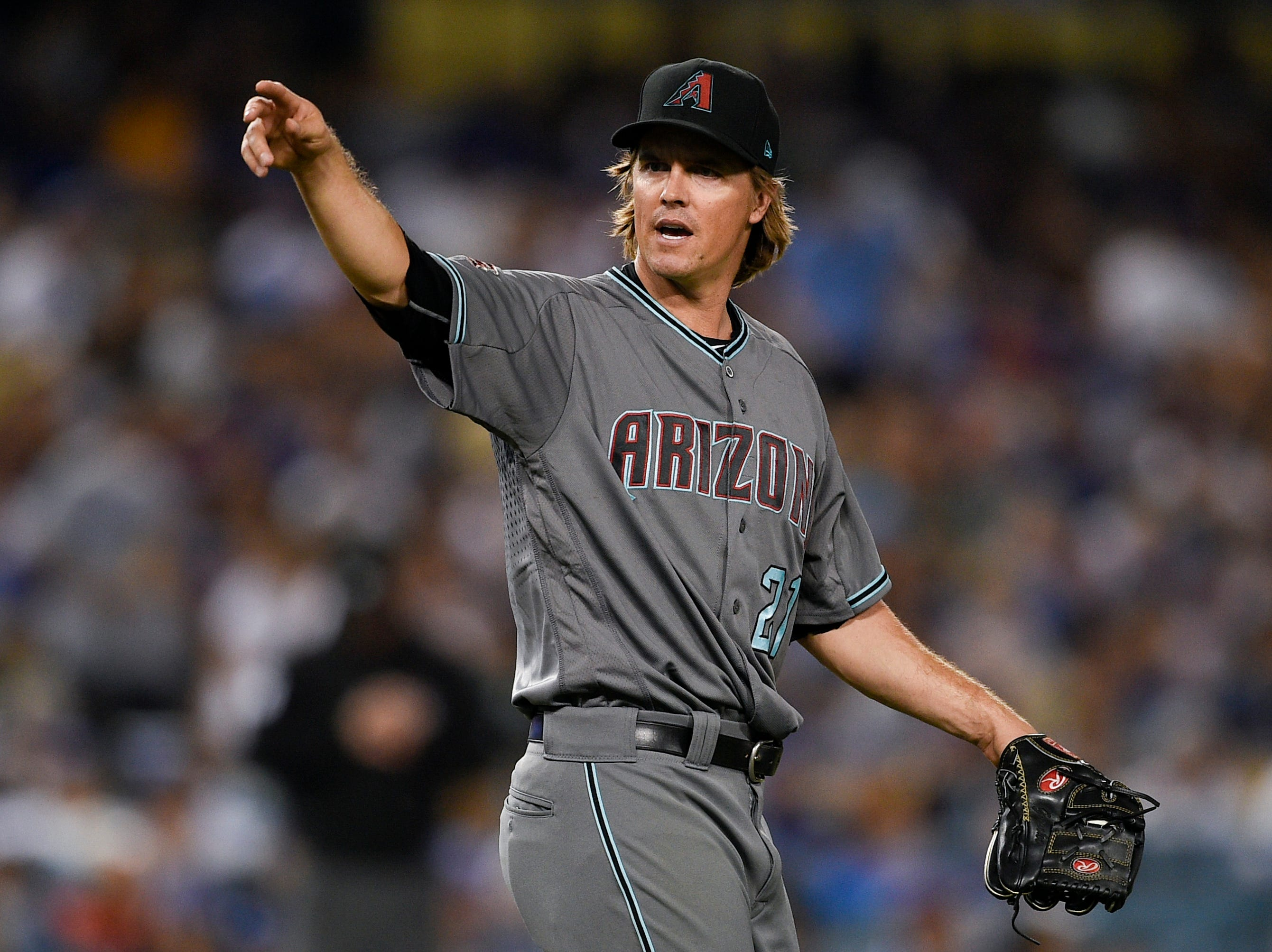 $206 million: Zack Greinke, Diamondbacks (2016-2021)