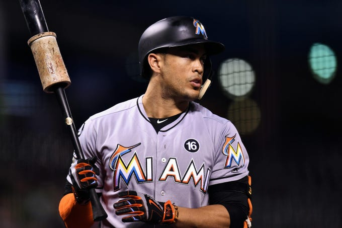 $325 million: Giancarlo Stanton, Marlins (2015-2027) – traded to Yankees in 2017