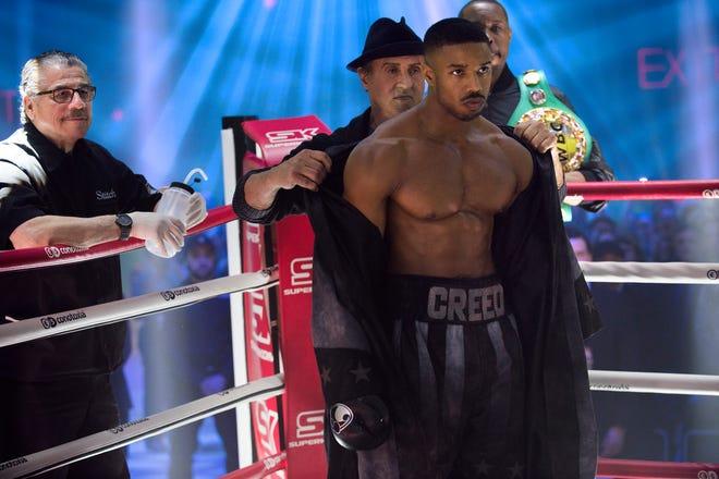 Mierda Manifestación Fascinante  Creed 2': How Michael B. Jordan got even more ripped for the sequel