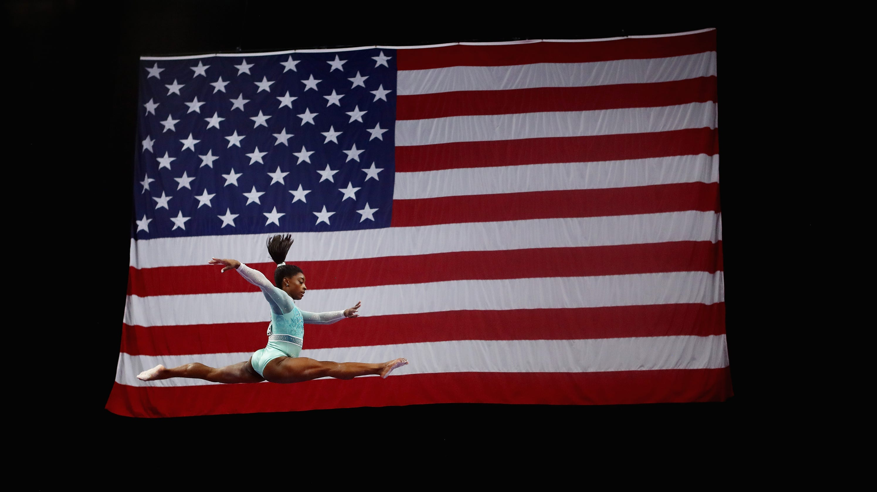 US gymnasts 'deserve better,' USOC CEO Sarah Hirshland says. And she's right