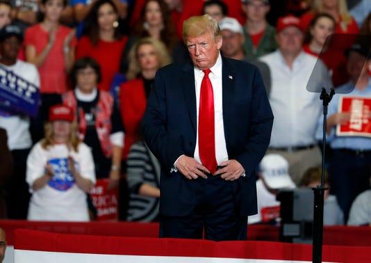 Ap Election 2018 Trump A Eln Usa Mo