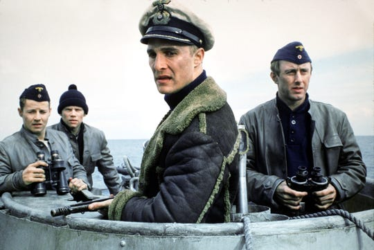 """Playing a World War II-era soldier is a part of every 20-something actor's resume and McConaughey did so in the 2000 submarine thriller """"U-571."""""""