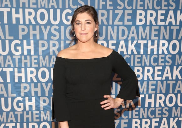 Mayim Bialik learns the hard way that hangovers get worse with age: 'I was far from fine'