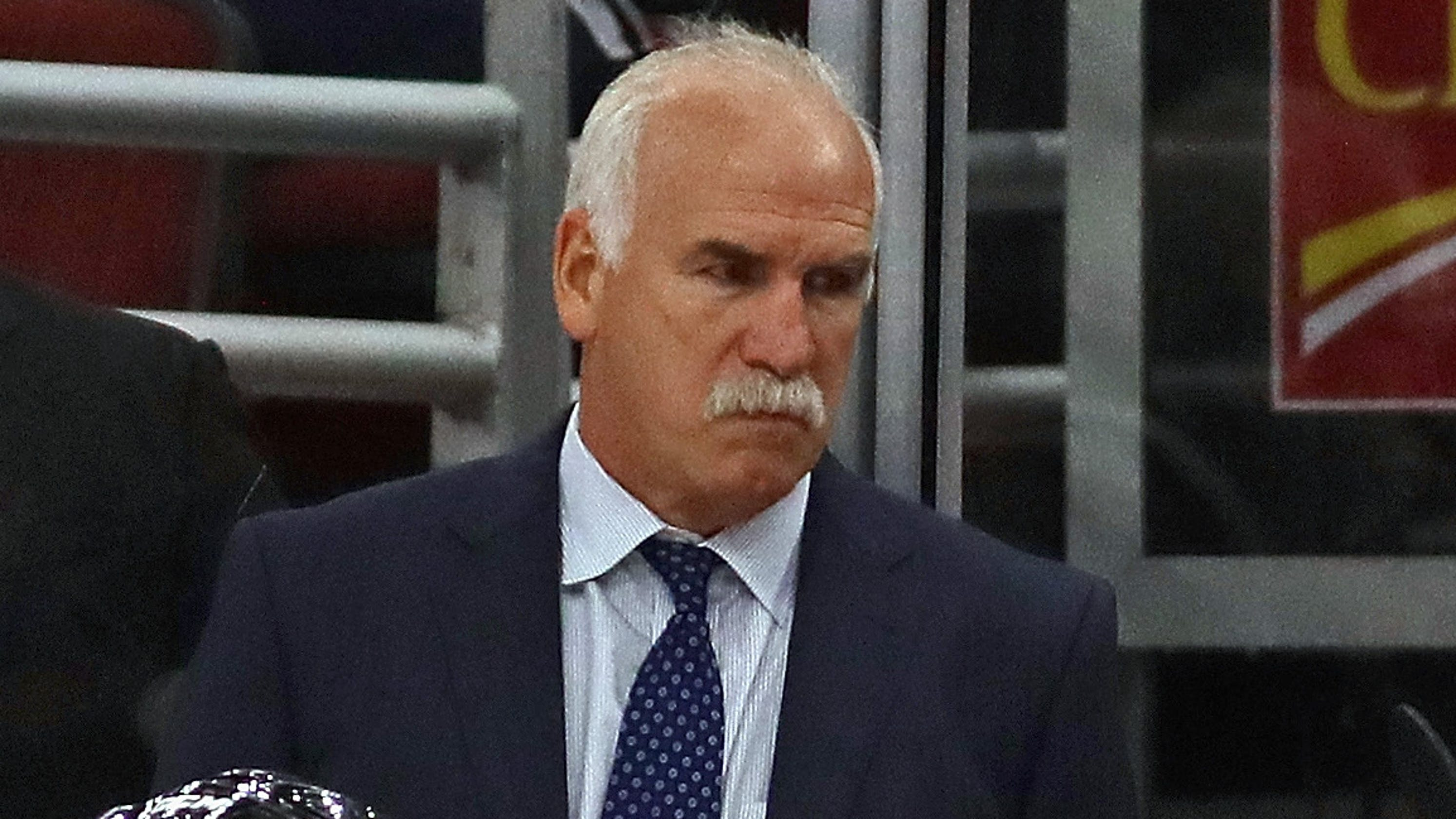 fc1d85906 Fired Joel Quenneville will be the Blackhawks  gift to another team in the  NHL