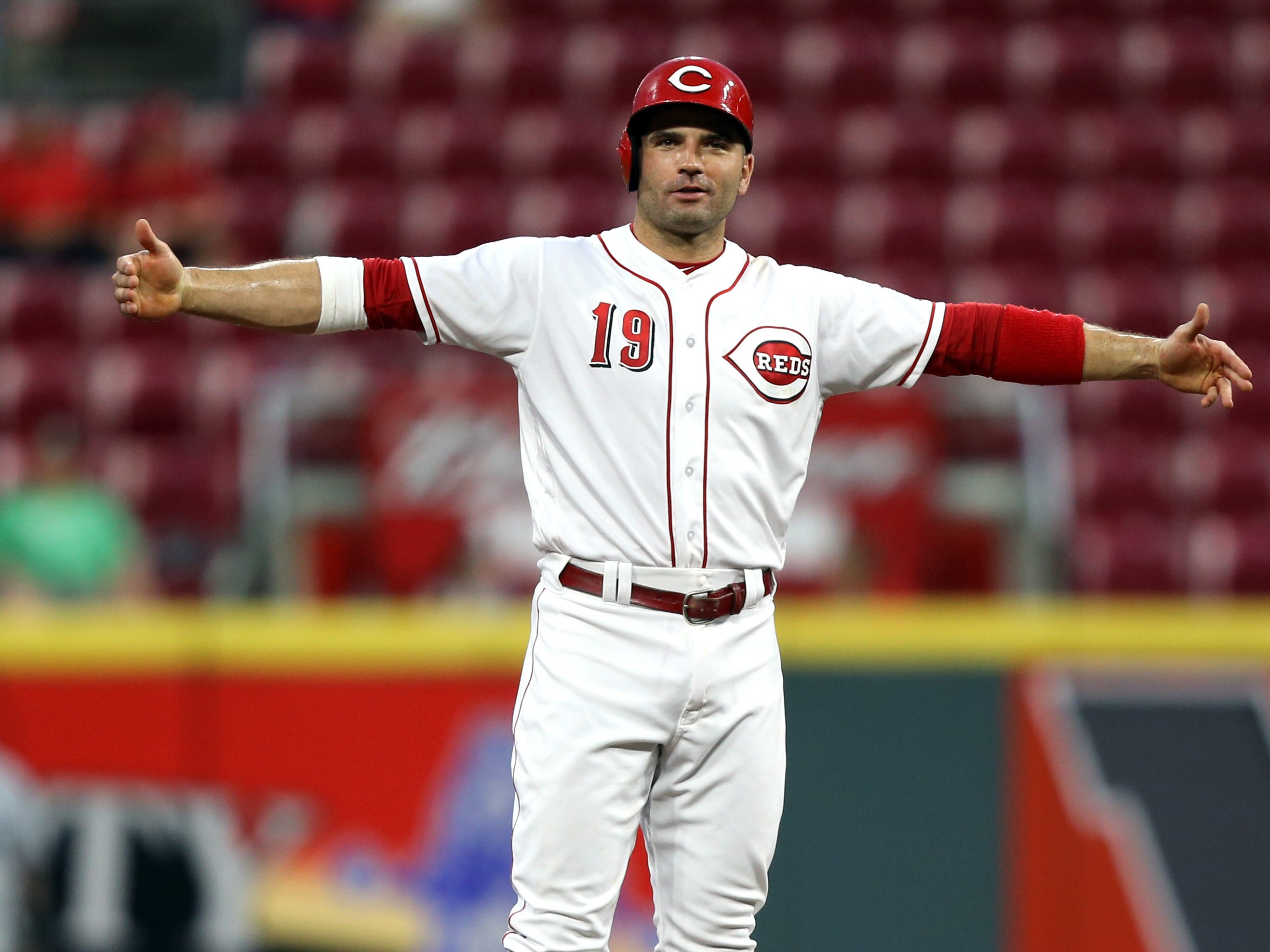 $225 million: Joey Votto, Reds (2012-2021)