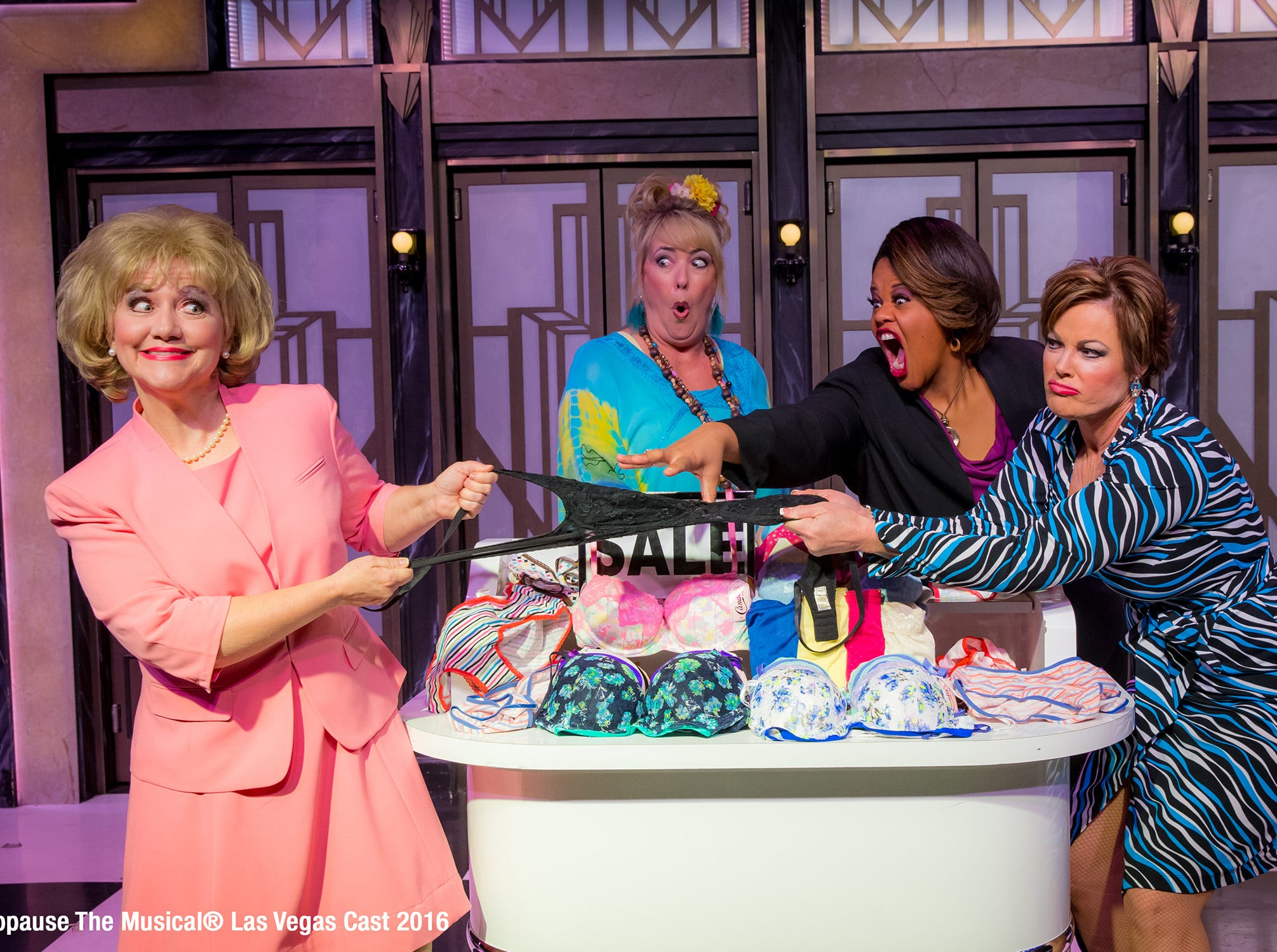 NJ Theater: 'Menopause the Musical' (really) coming to State Theatre