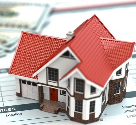 Mortgage Calculator House Noney And Document
