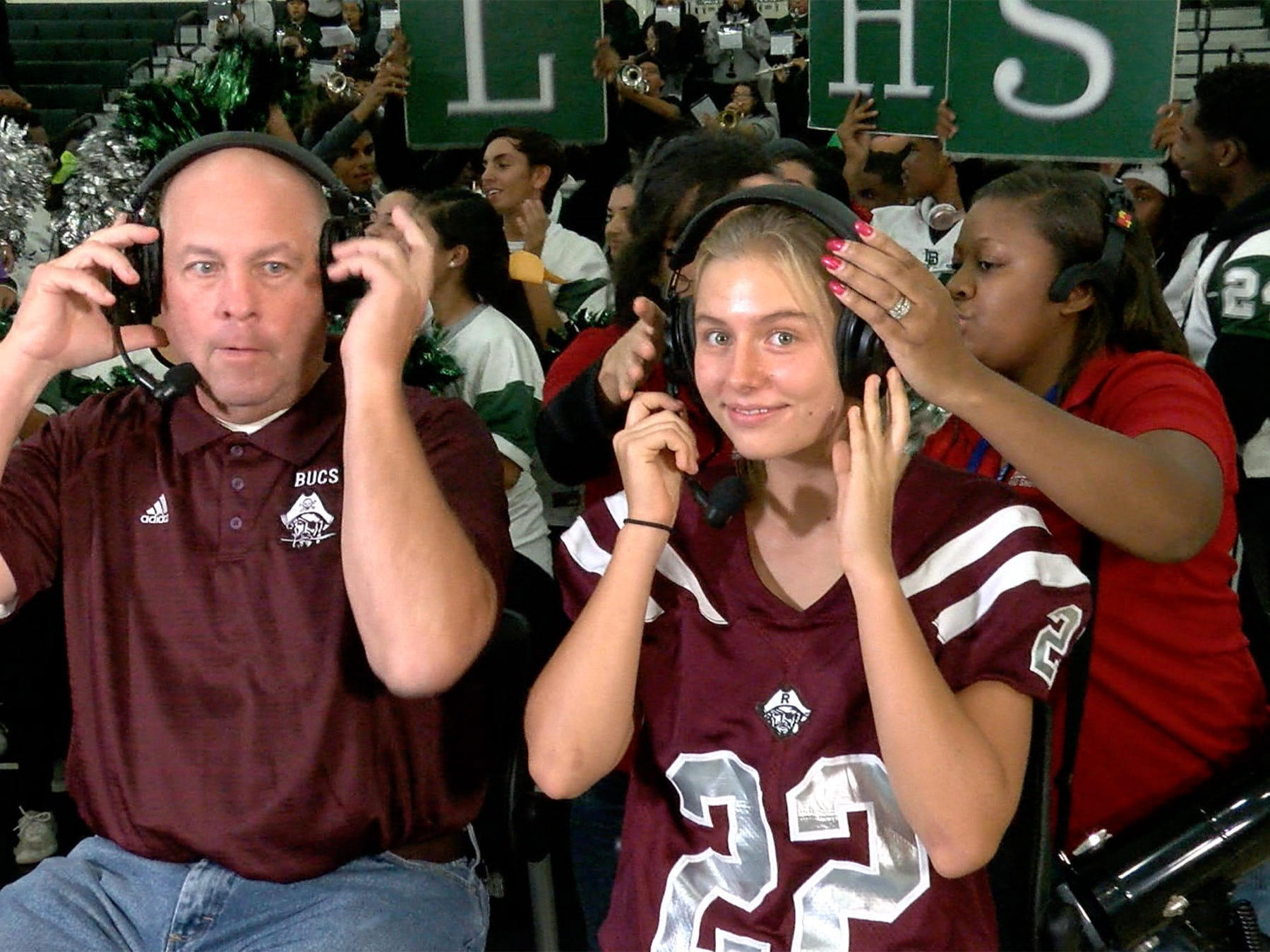 Red Bank Regional Athletic Director Del Dal Pra 