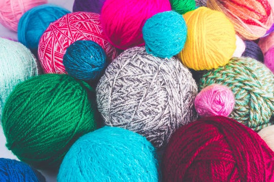 Knit a scarf! Crochet an afghan! Handmade gifts show you care enough to spend time, as well as money, on presents for your loved ones.