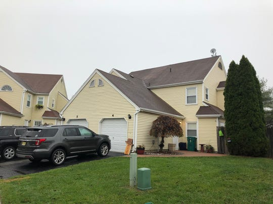 The deputy mayor's wife, Renee Nicastro, answered the door at a Freehold Township address that's listed on public records related to the sale of his home in Howell.
