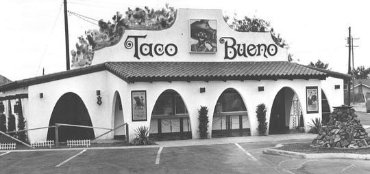 The nation's first Taco Bueno was opened at 2549 S. First St. in 1967 by Bill Waugh and Tom Waugh.