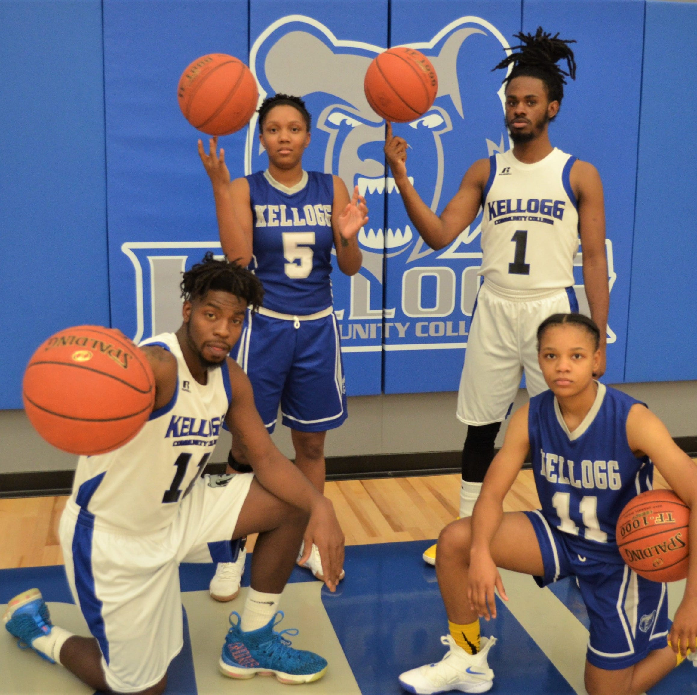 Kellogg Community College tips off new era of men's, women's basketball in new gym
