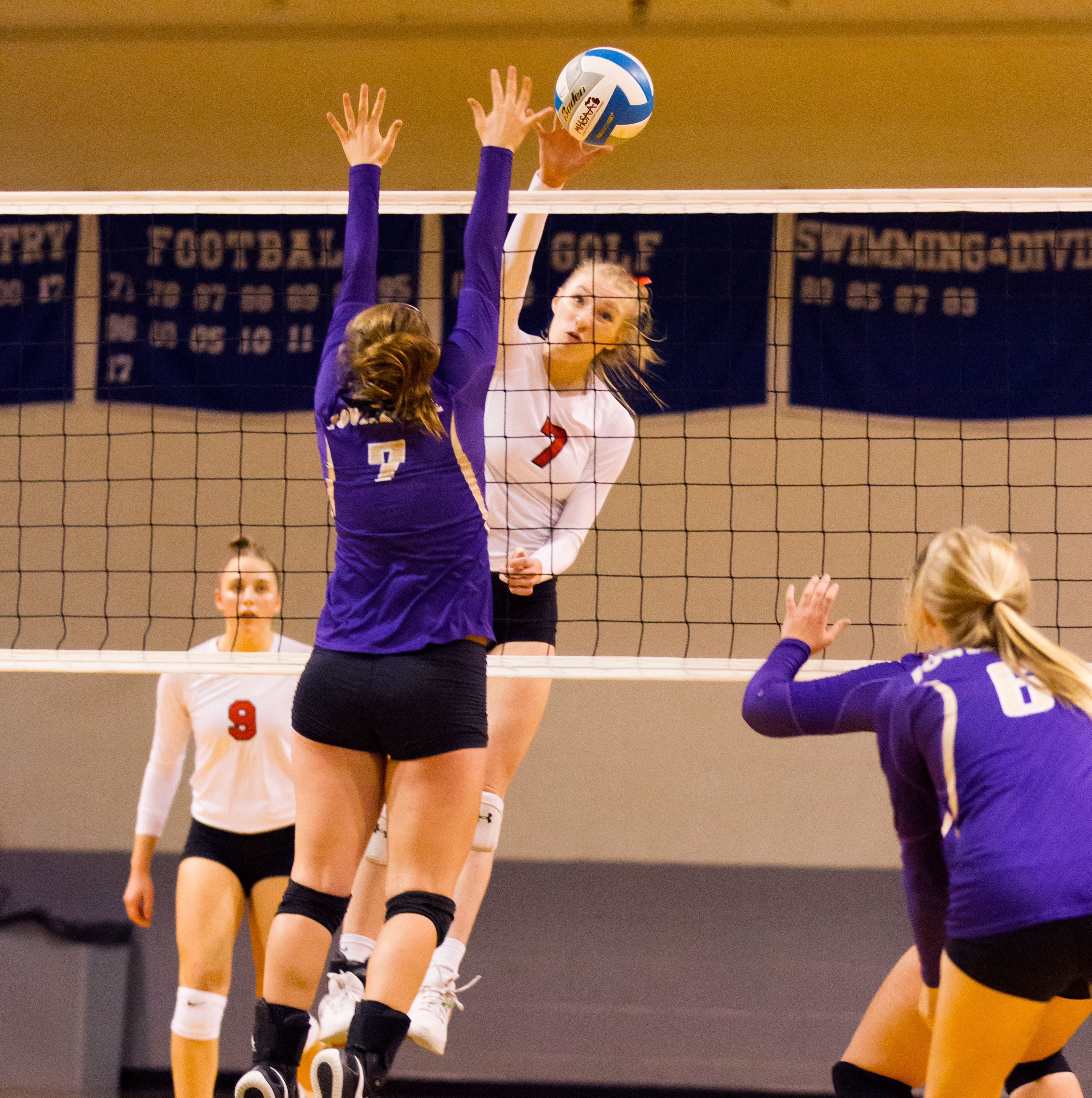 Volleyball: Marshall, Gull Lake, St. Philip advance to regional finals