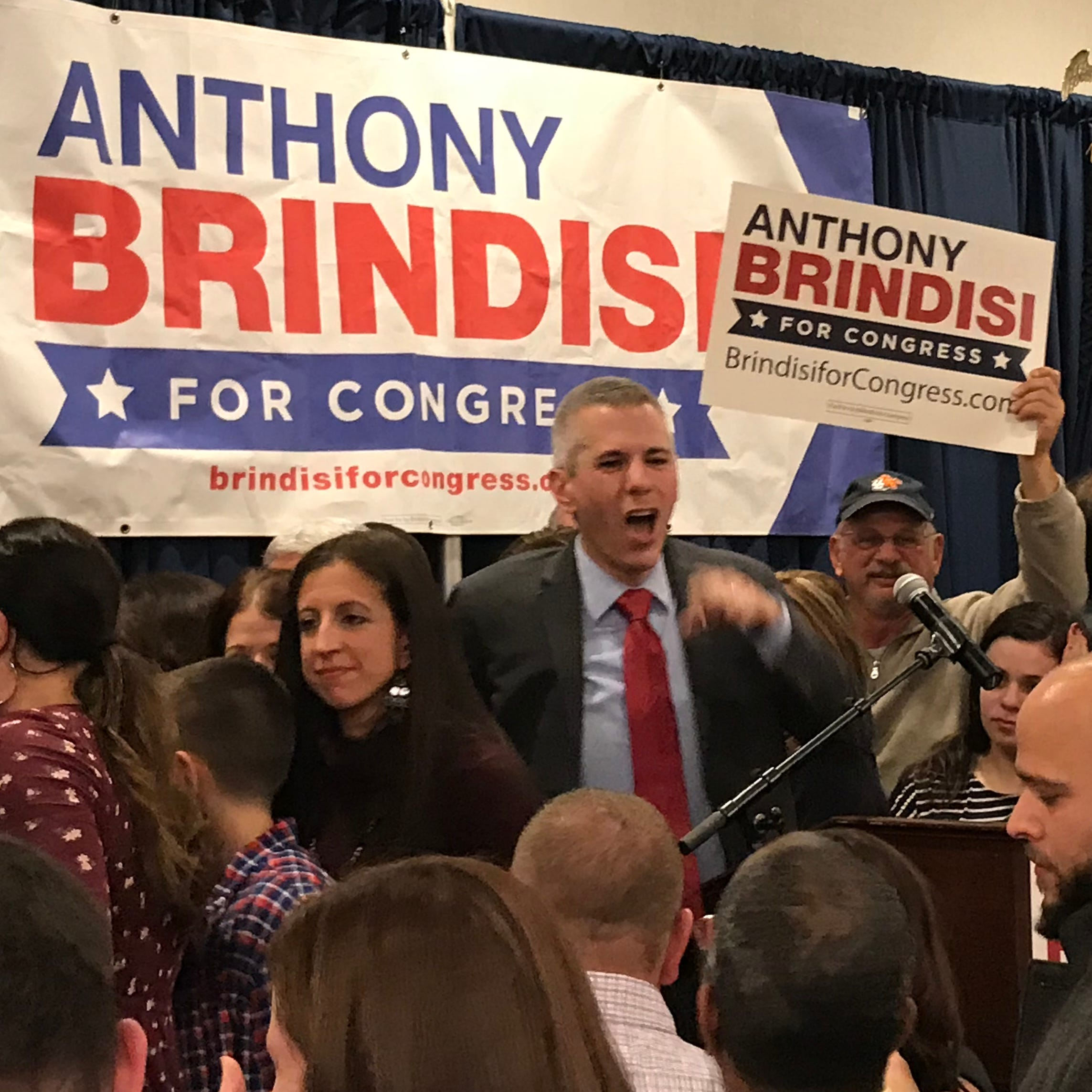 Rep. Anthony Brindisi fires aide charged with patronizing a 17-year-old prostitute