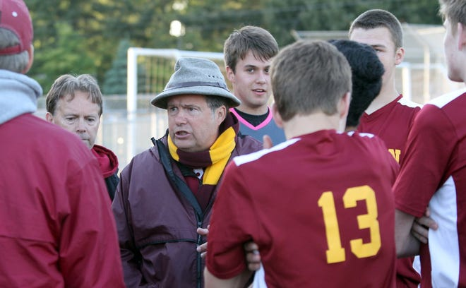Craig Smith founded the soccer programs at both North Kitsap and Kingston high schools.