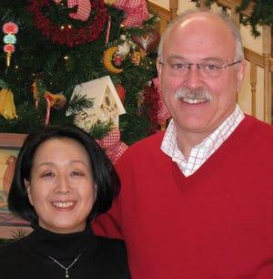 Gene and Yoko Melson