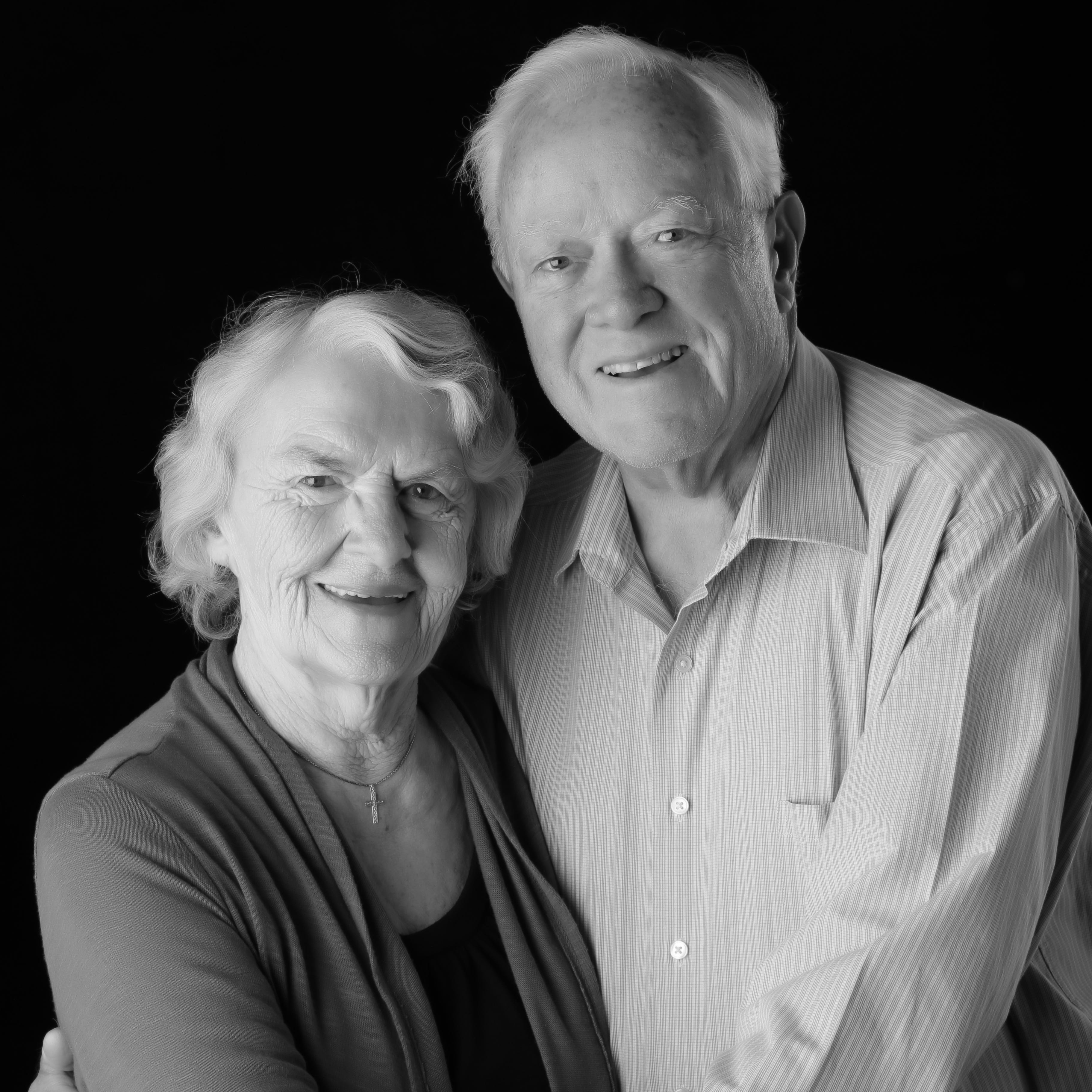 Anniversary: Mr. and Mrs. Lyman, 65 years