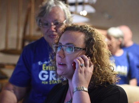 Erin Grall wins the Florida State House of Representatives District 54 race.