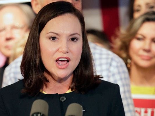 Ashley Moody elected Florida's attorney general.