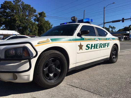 Brevard County Sheriff's Office patrol cruiser