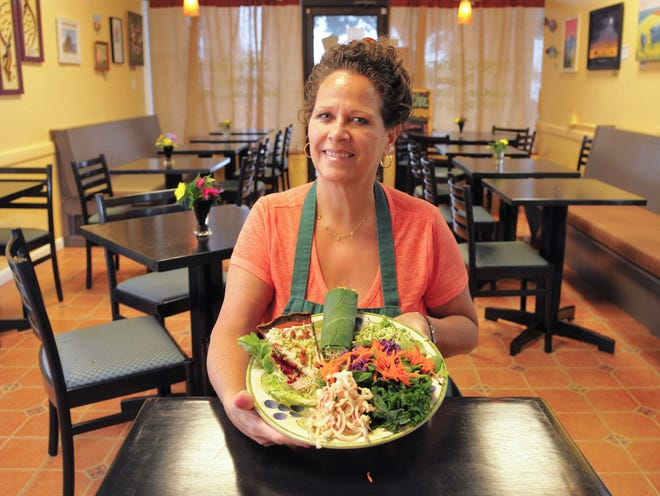Kim Smith of A-Live & Healthy Cafe on Merritt Island will share her love of plant-based living at Space Coast Veg Fest on Nov. 18 at Cocoa's Riverfront Park.