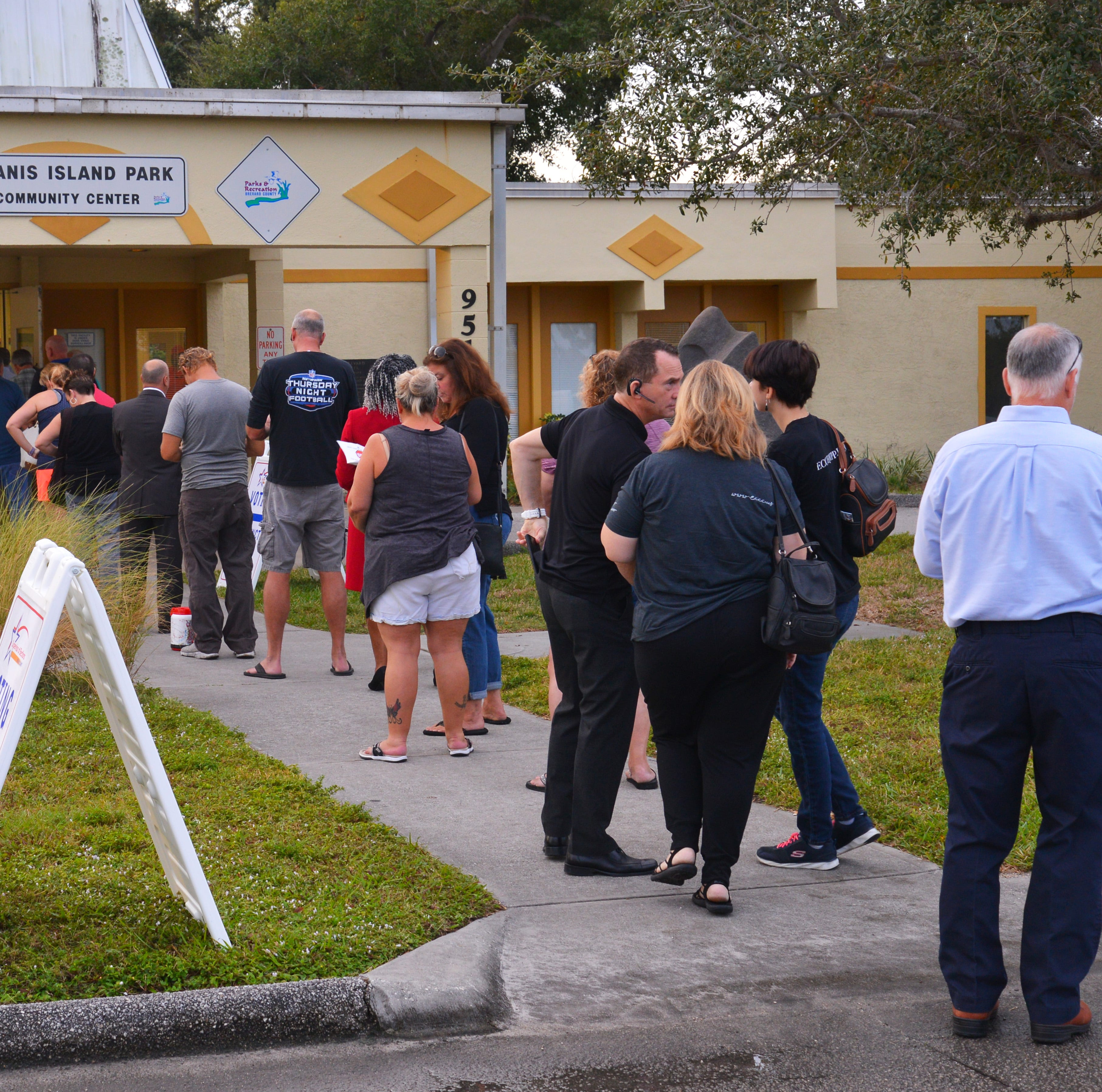 Election results for Brevard County and Florida races