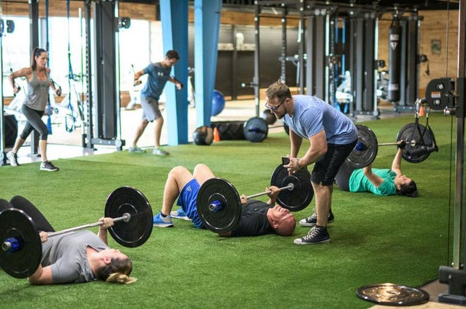 "Control Results Personalized Training will have a grand-reopening of its updated 26,000-square-foot facility at nicknamed ""off the grid."""