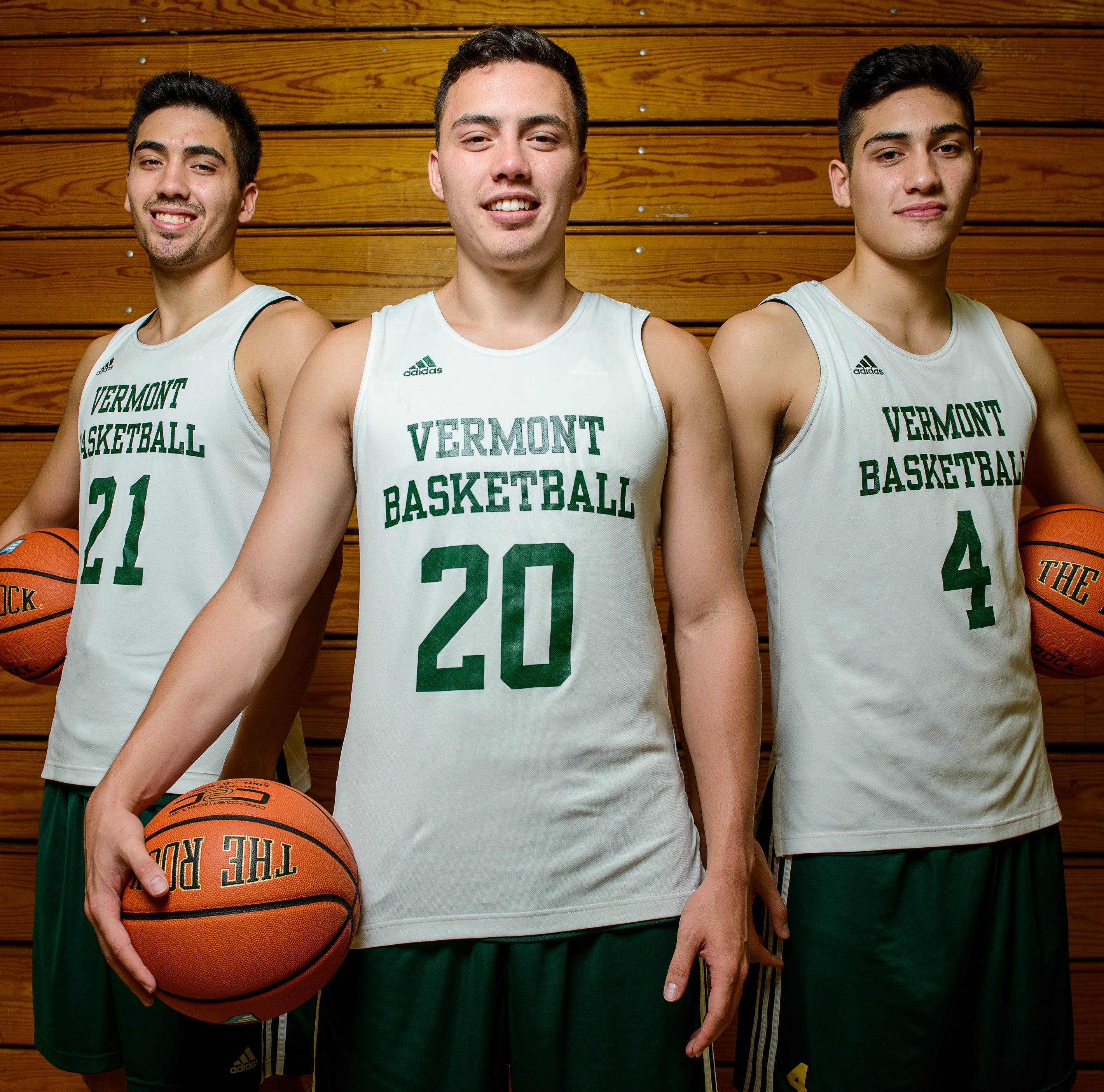 Vermont's Duncan brothers make history, fire up NCAA Tournament fans