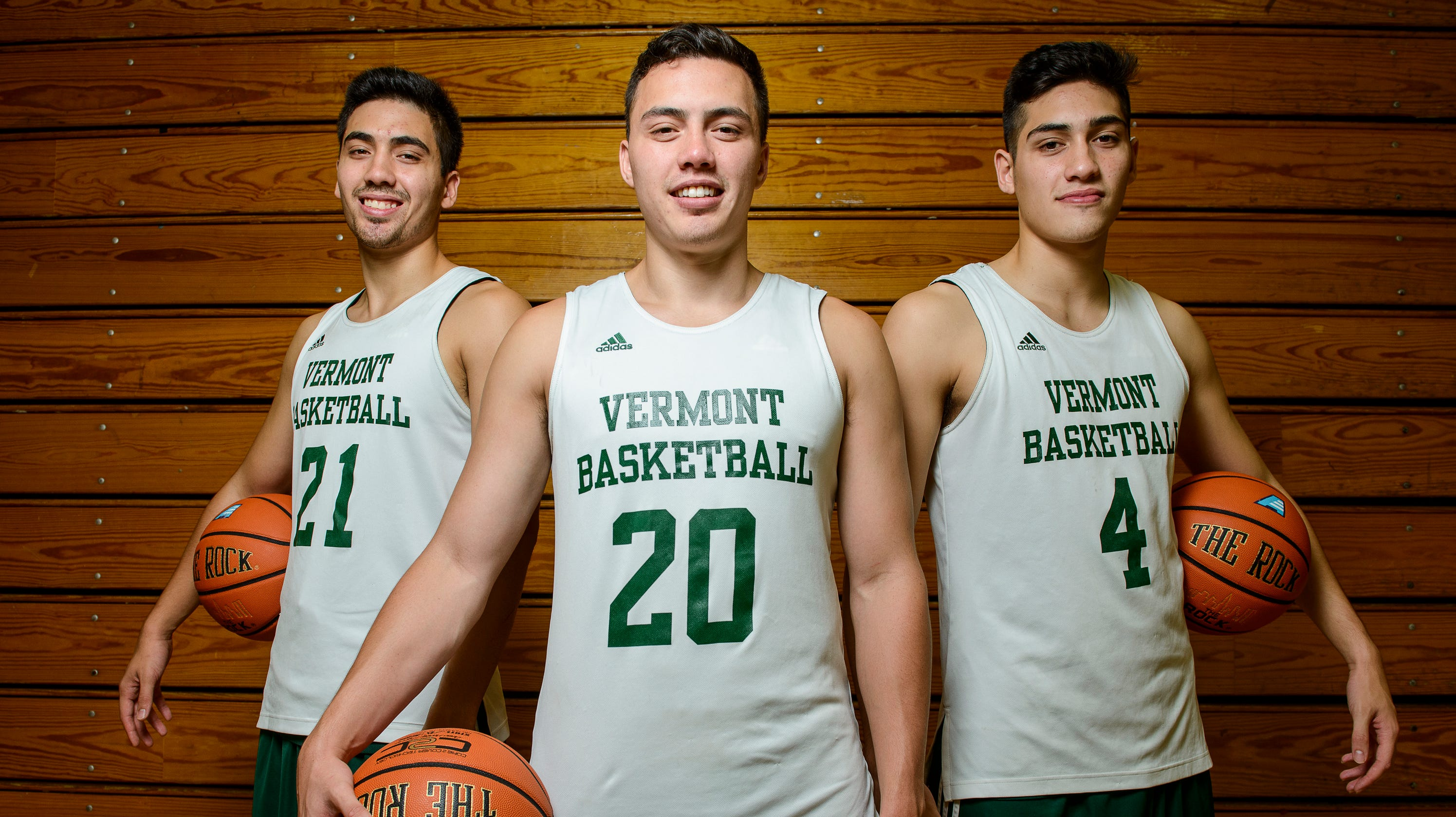 658d78edbf3 UVM men s basketball  How three Duncan brothers ended up at Vermont