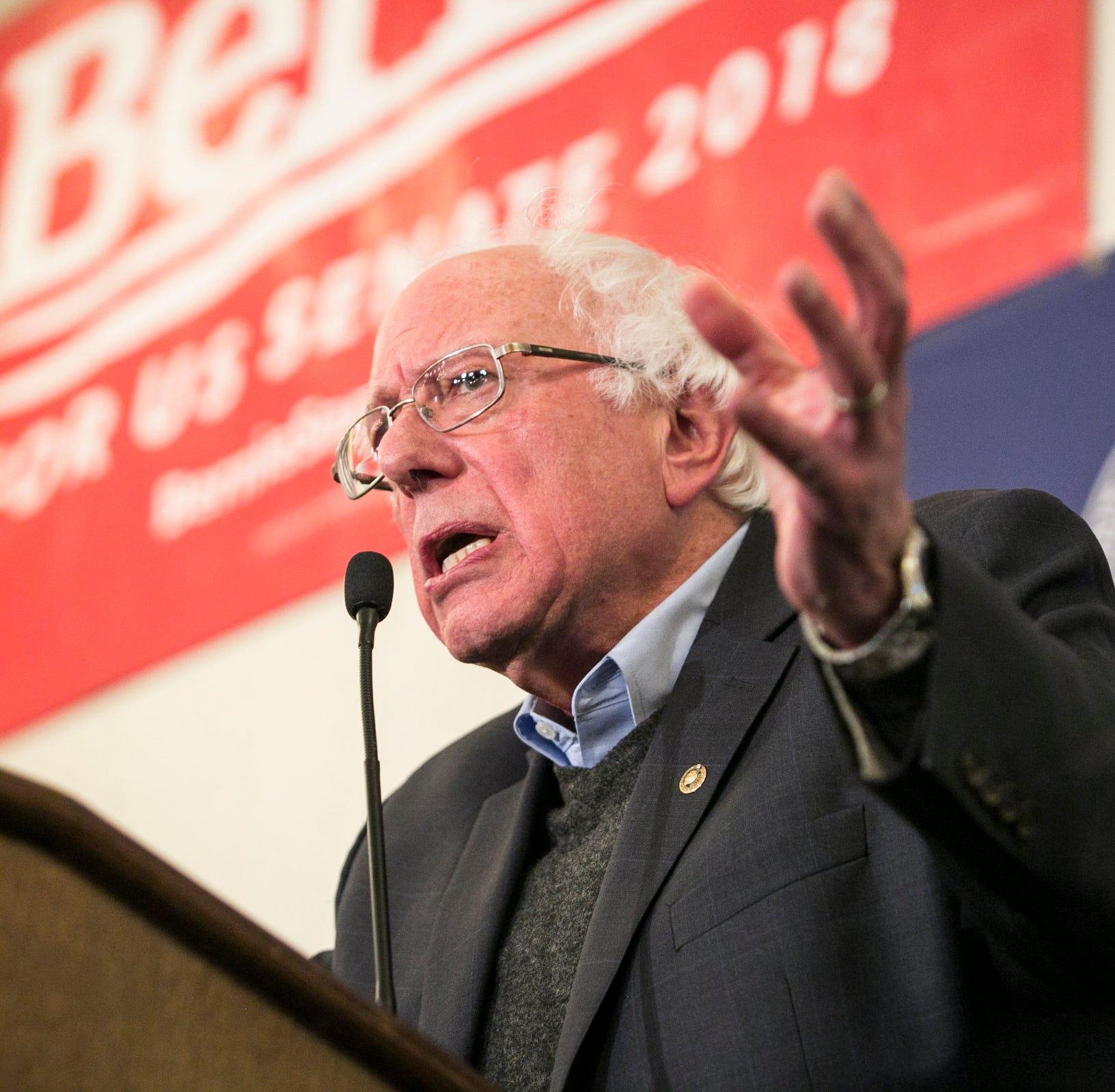 Bernie Sanders, Bill de Blasio, Cornel West and other progressives to speak in Burlington