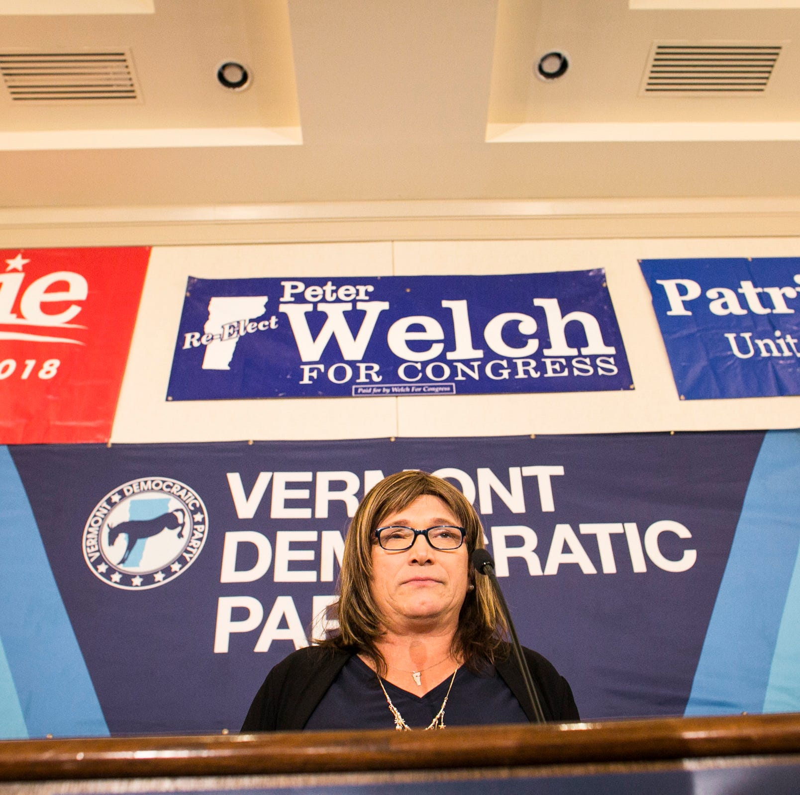 Christine Hallquist worries about future of transgender rights after Vermont election