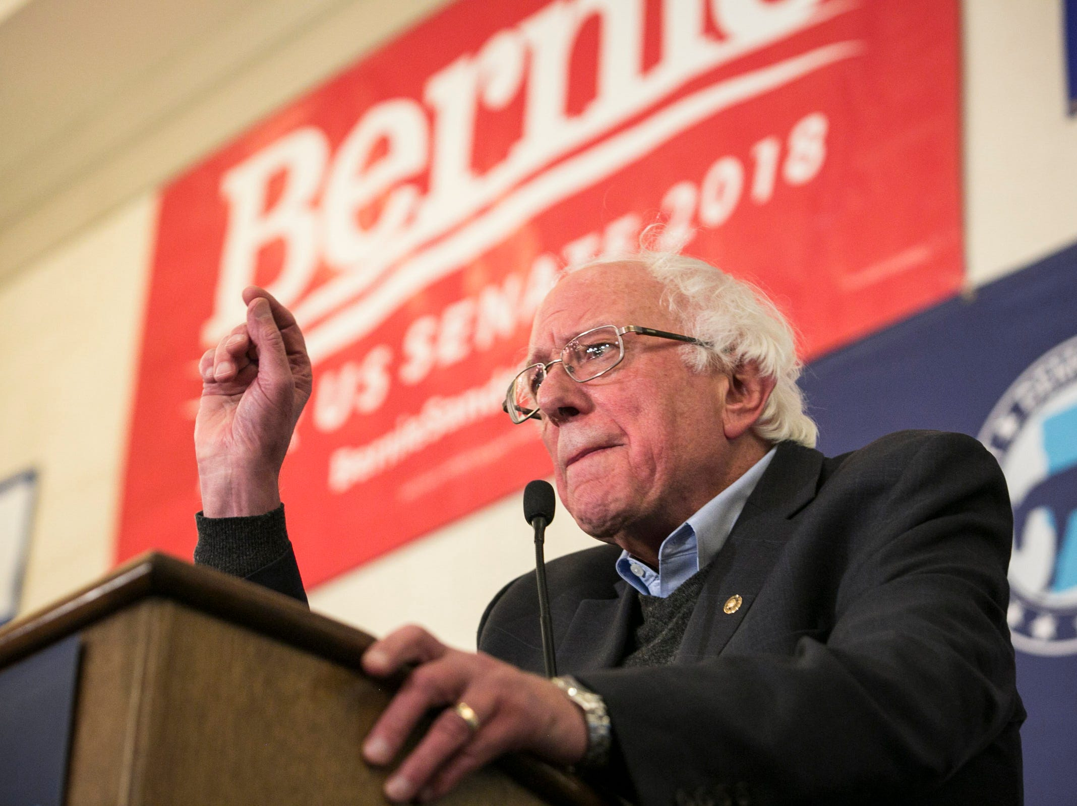 VT Insights: What the midterms say about Bernie Sanders in 2020