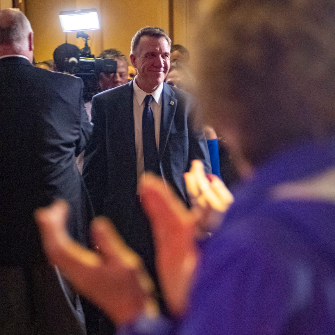 Phil Scott without a backstop: Vermont governor loses veto power in second term