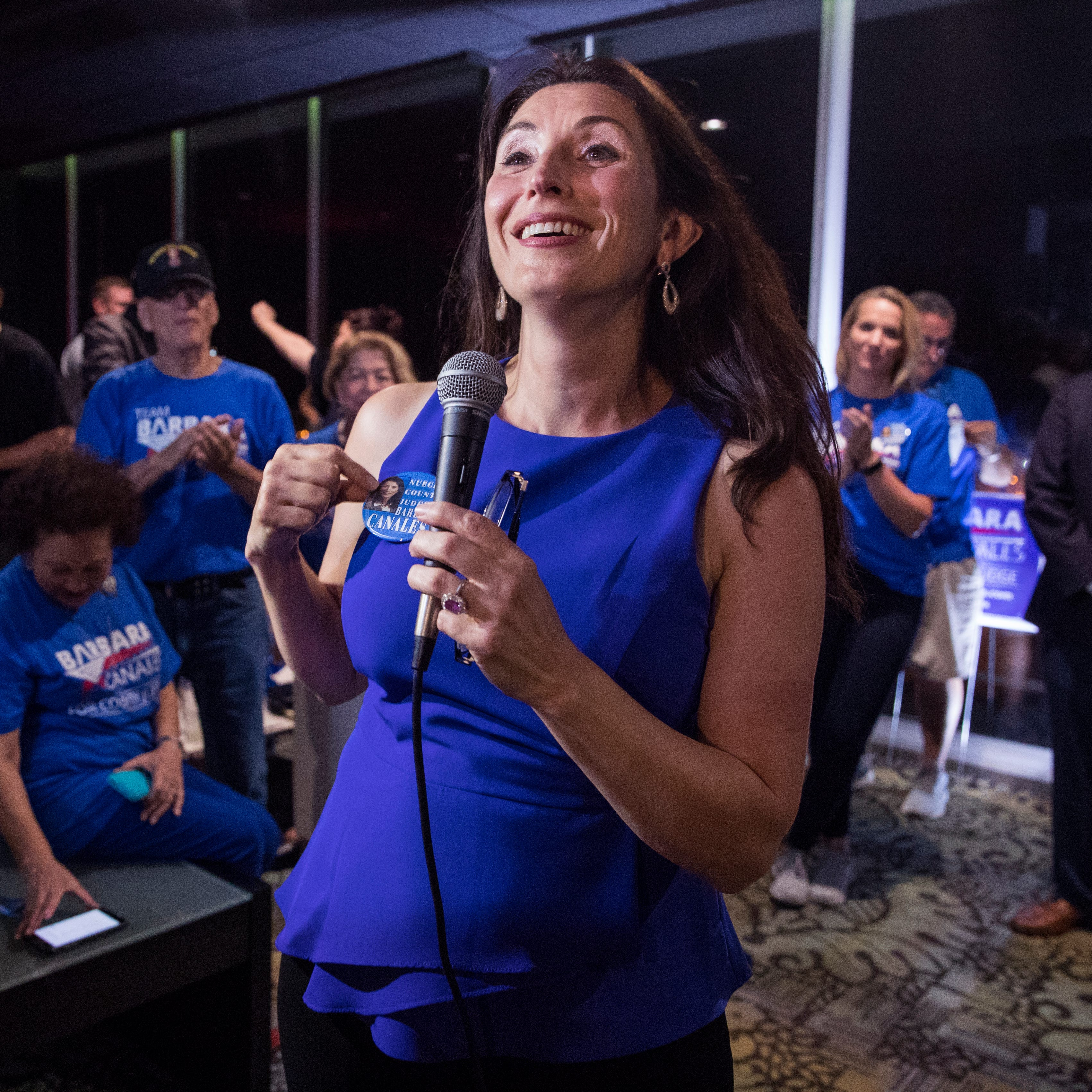 And the winner in Nueces County is ... a bipartisan spirit