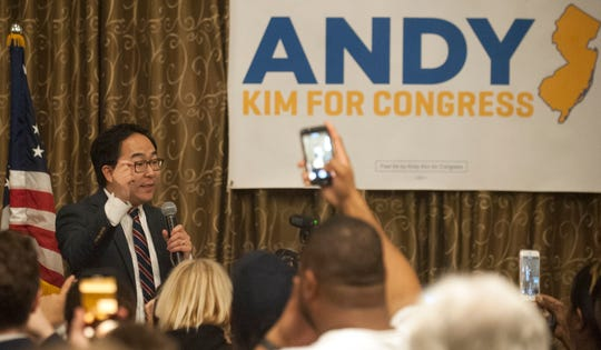 U.S. Rep. Andy Kim is in self quarantine after another congressman tested positive for COVID-19